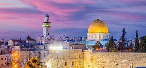 Jerusalem-curtain