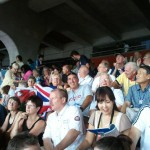 GB Fans in Daegu stadium