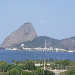 A view from one of our Rio hotels