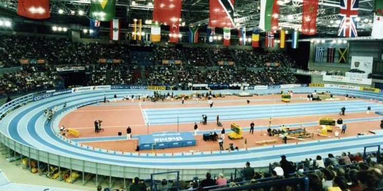 GI - NIA Indoor Arena - IAAF 2003 livery - cropped