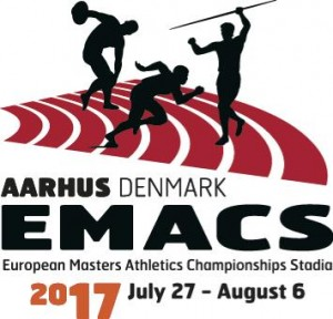 BOOK NOW - AARHUS European Masters Champs 2017 - Track & Field Tours
