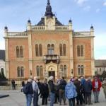 Tour of Novi Sad after Belgrade 2017