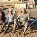 T&FT Clients at the Dead Sea