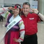 T&FT Lee meets Miss Korea 2011