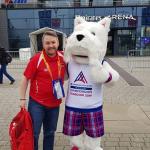 T&FT Lee & Glasgow 2019 mascot - Scottie