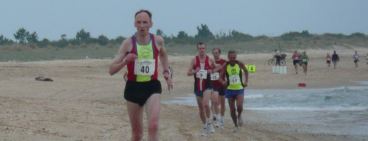 Algarve Running Challenge - Beach Race