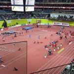 The Indoor O2 Arena in Prague