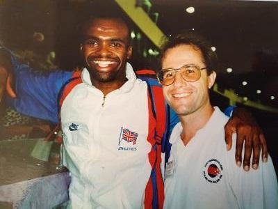 Tokyo 1991 - David & Kris